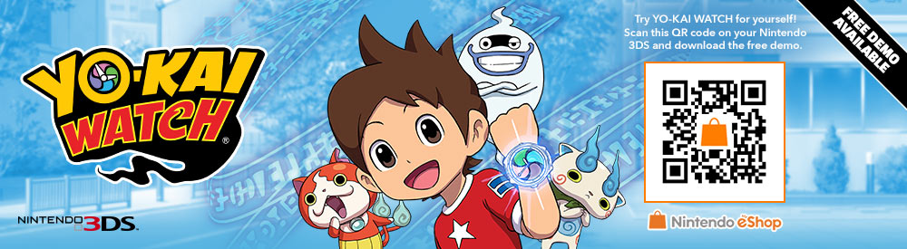 yo kai watch nintendo official uk store