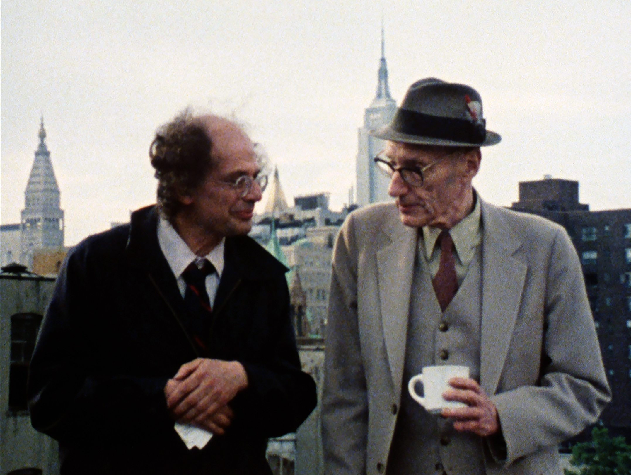 Burroughs: The Movie - Criterion Collection Blu-ray ...