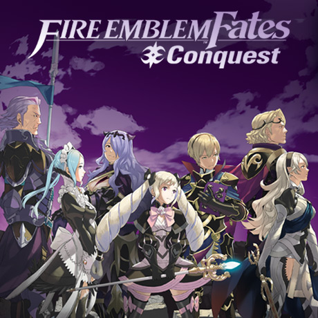 Fire Emblem Fates: Conquest + Birthright DLC + Revelations DLC + T-Shirt |  Nintendo Official UK Store