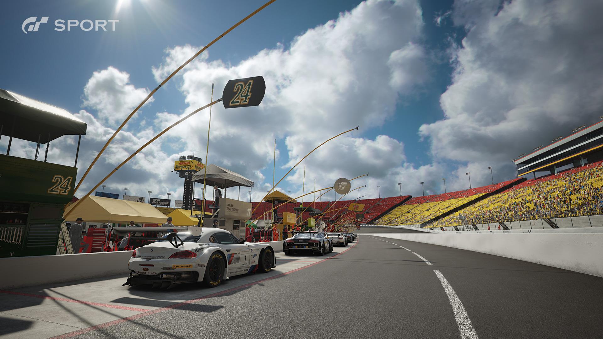 Gran Turismo Sport Pista