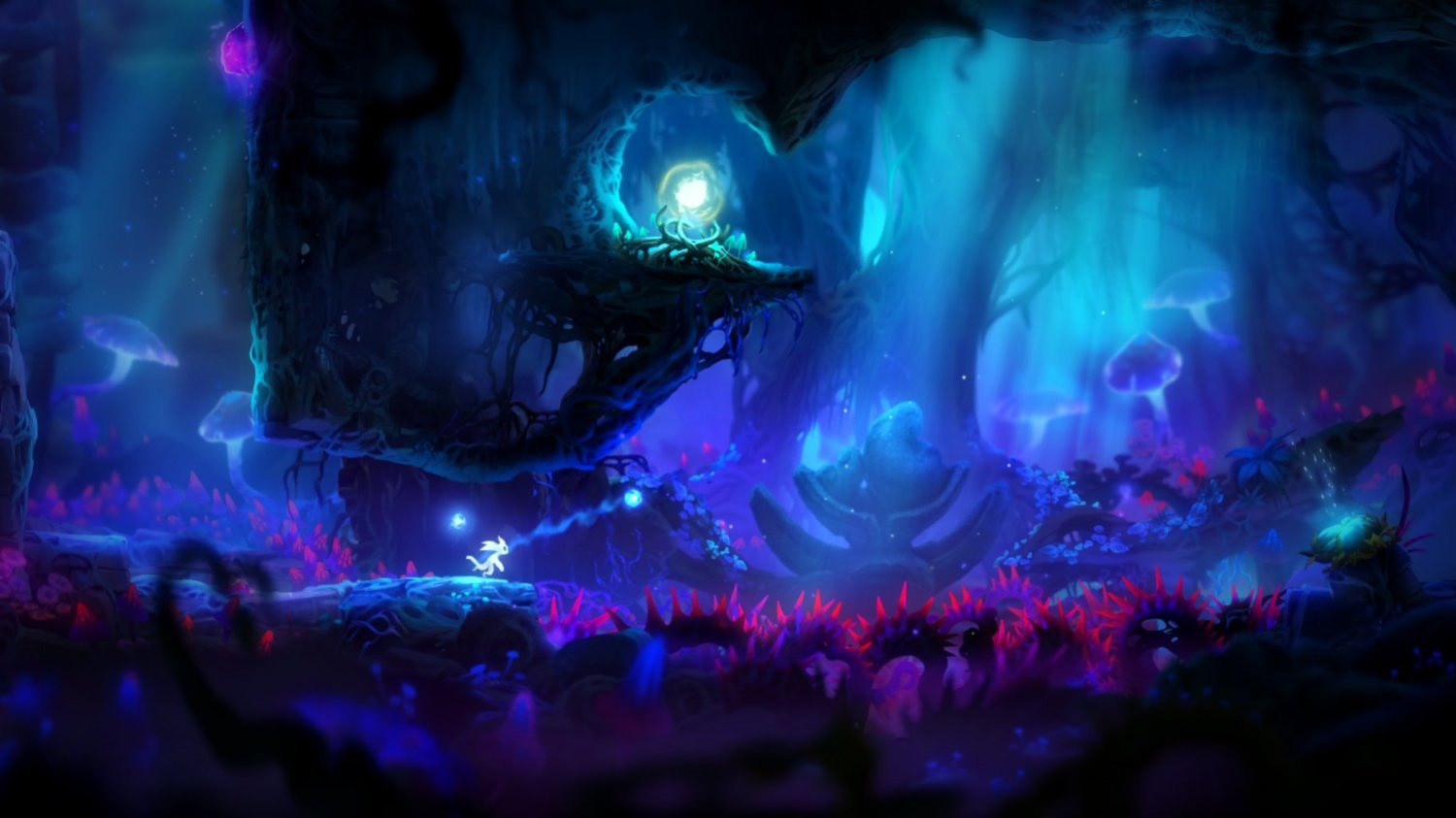 Ori And The Blind Forest Limited Edition Pc Zavvi