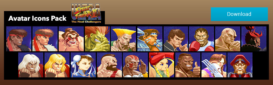 ultra street fighter ii the final challengers a2 poster