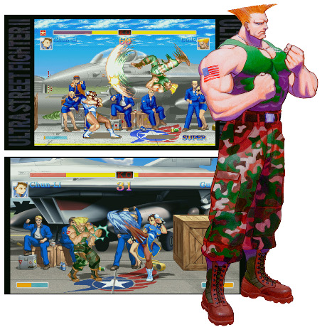 Ultra Street Fighter Ii 2 The Final Challengers Switch Cd