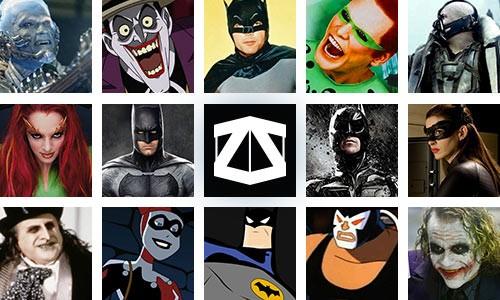 Batman Characters