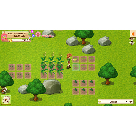 harvest moon light of hope how to get hammer