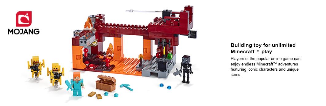 Lego Charcter Shot