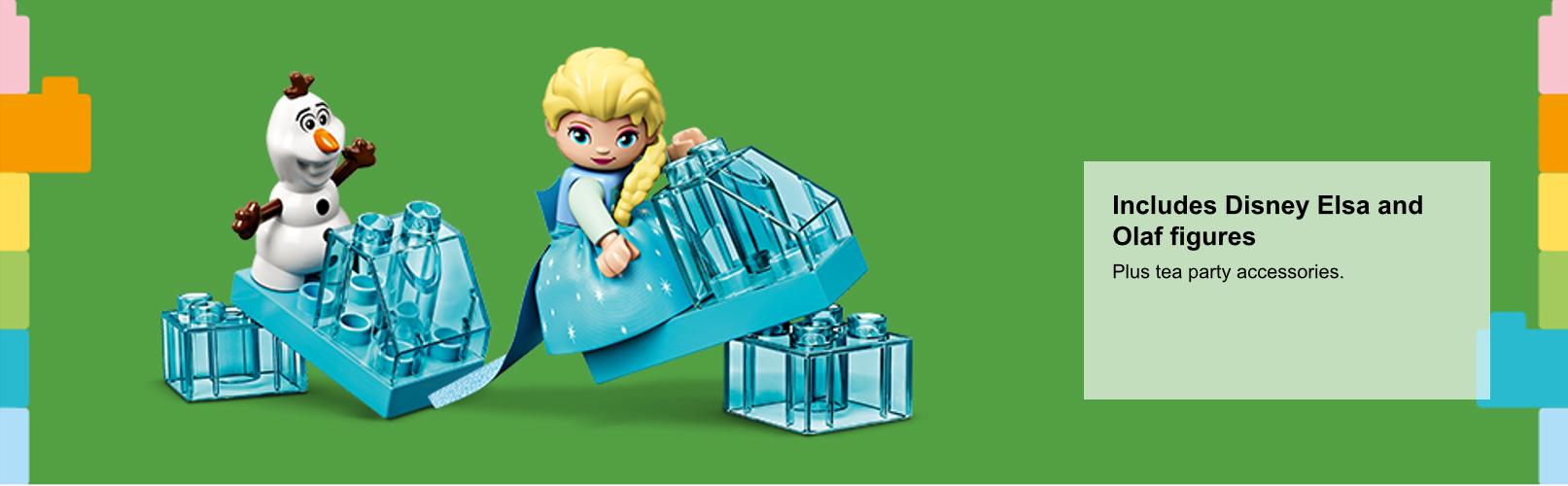 Elsa and Olaf's Tea Partyt