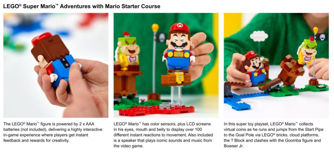 Mario Information