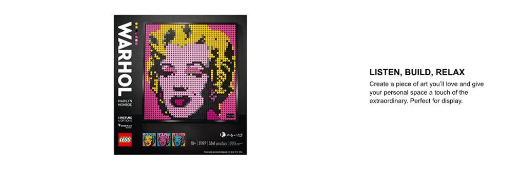Marilyn Monroe art plate