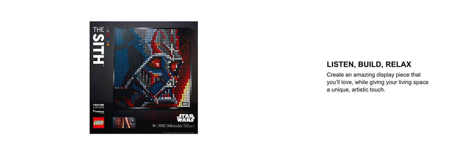 Star Wars wall piece