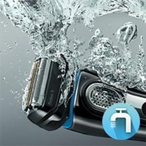 100% waterproof up to five metres