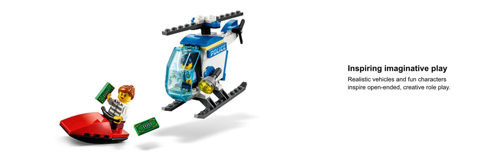 Hélicoptère de la police