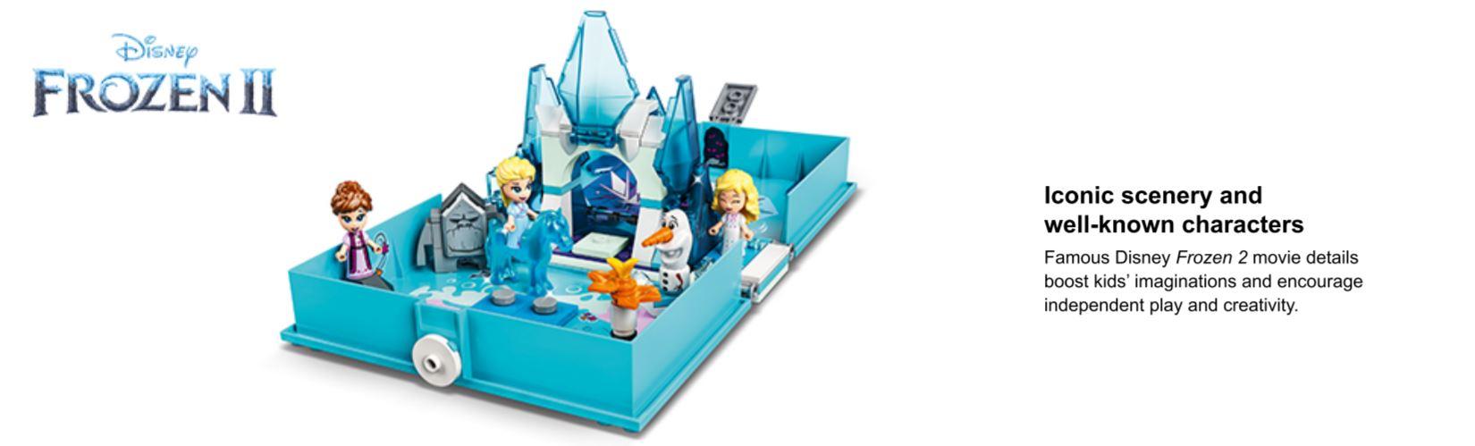 lego disney frozen set