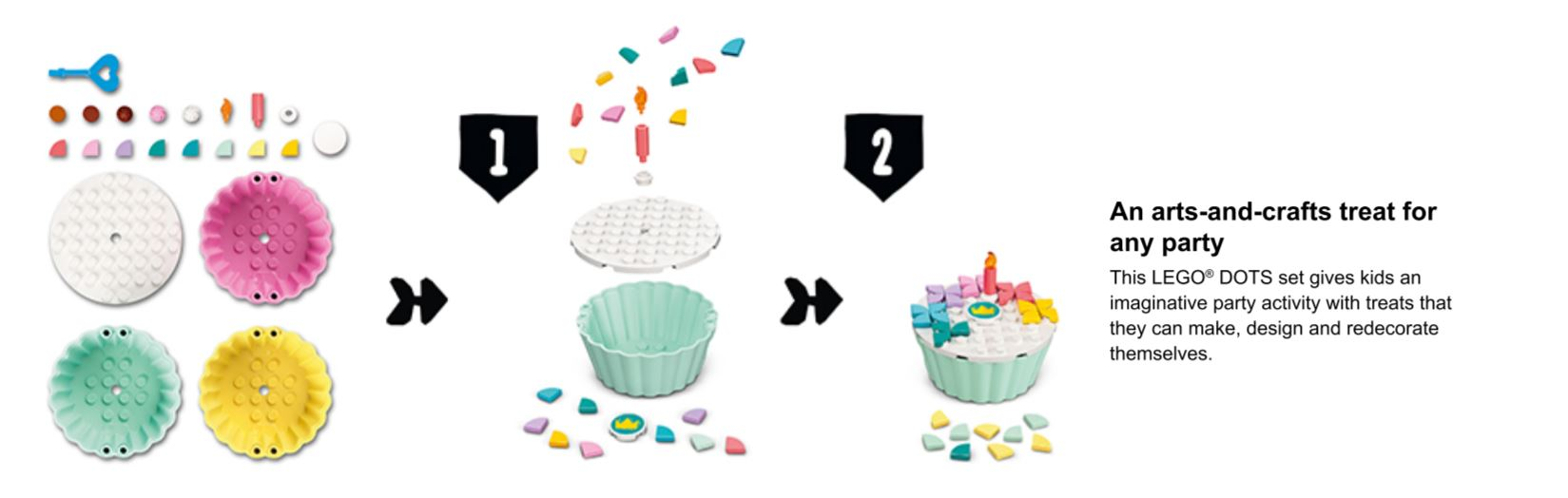 lego dots party kit