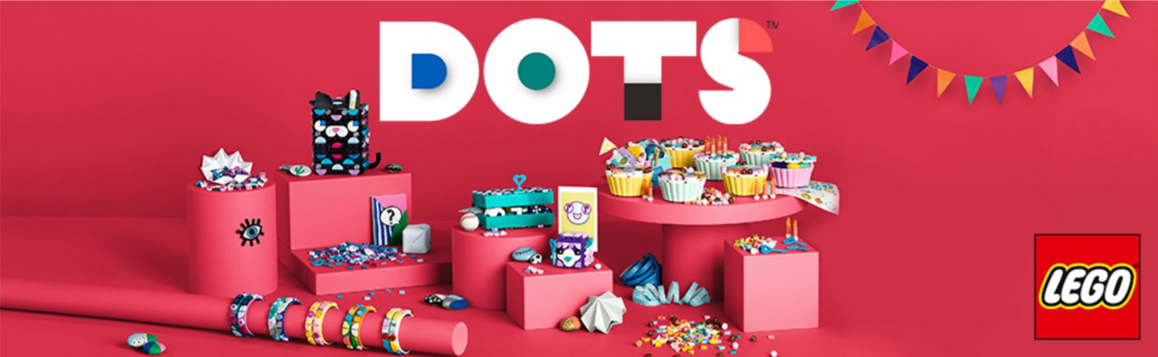 creative dots range