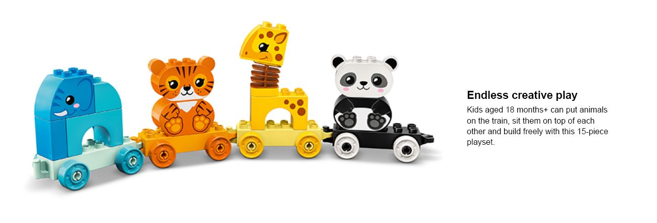 shows lego duplo animals