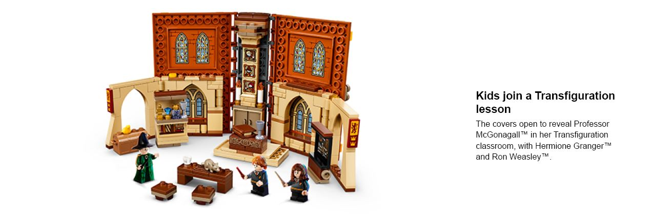 Shows lego harry potter lesson