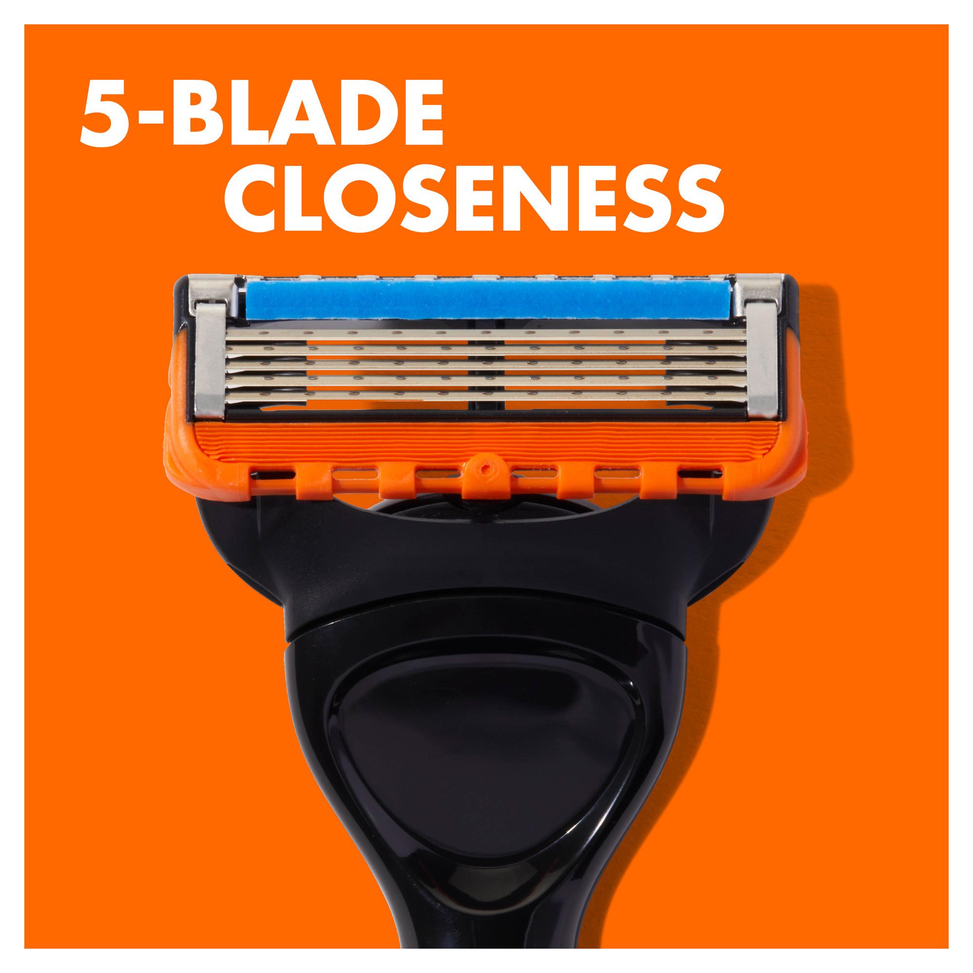 5 blades of closeness