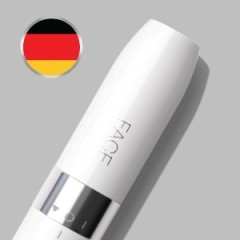 compact shape allows for straightforward and discreet use