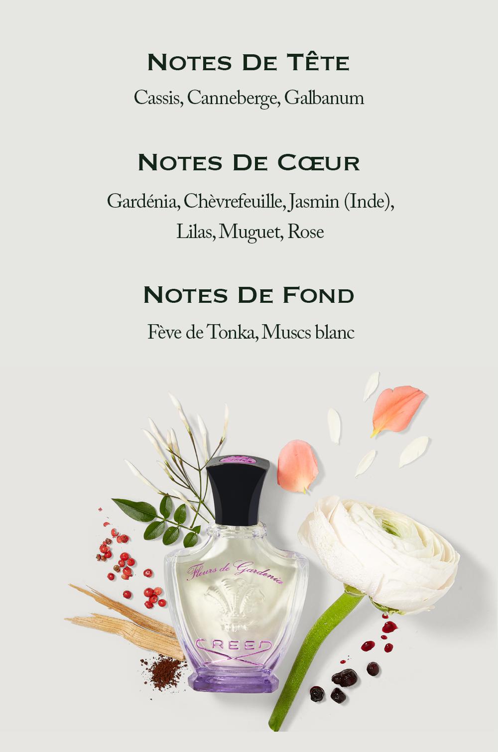 Fleurs-De-Gardenia