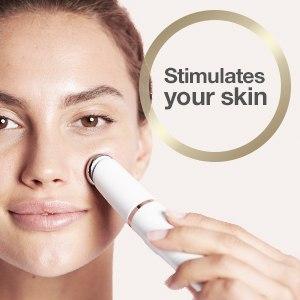 Massage your skin
