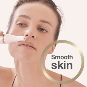 Long-lasting smoothness