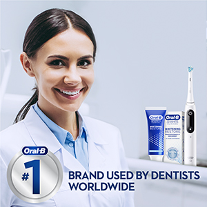 #1 brand used by dentists worldwide