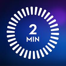 2 min