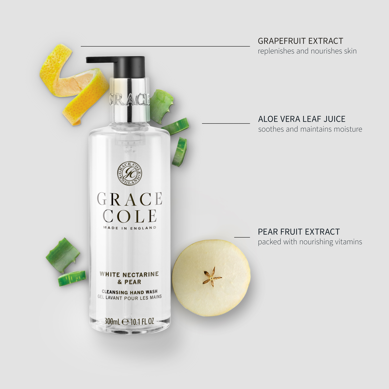 White Nectarine & Pear Hand Wash