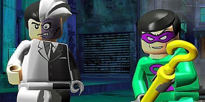two face and riddler