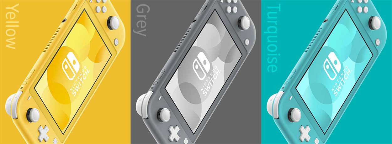 Nintendo Switch Lite Turquoise Mario Kart 8 Deluxe Pack