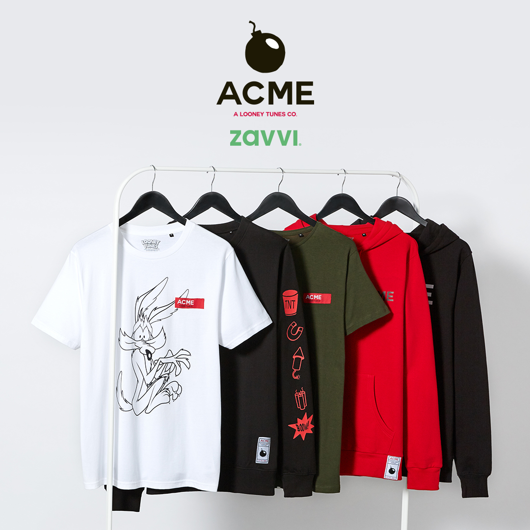 ACME Clothing Rail
