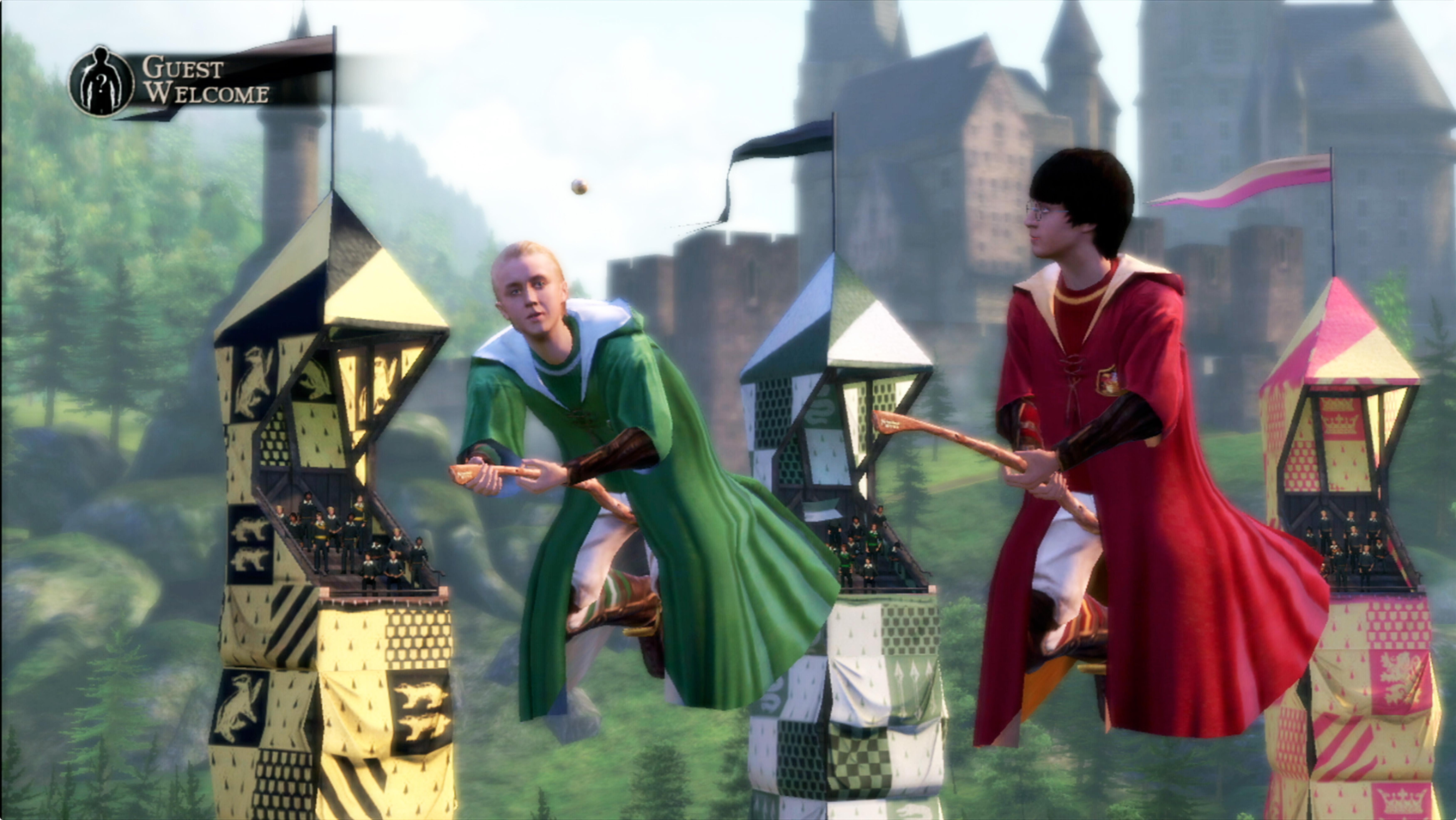 Harry Potter Kinect Xbox 360 Zavvi Espana