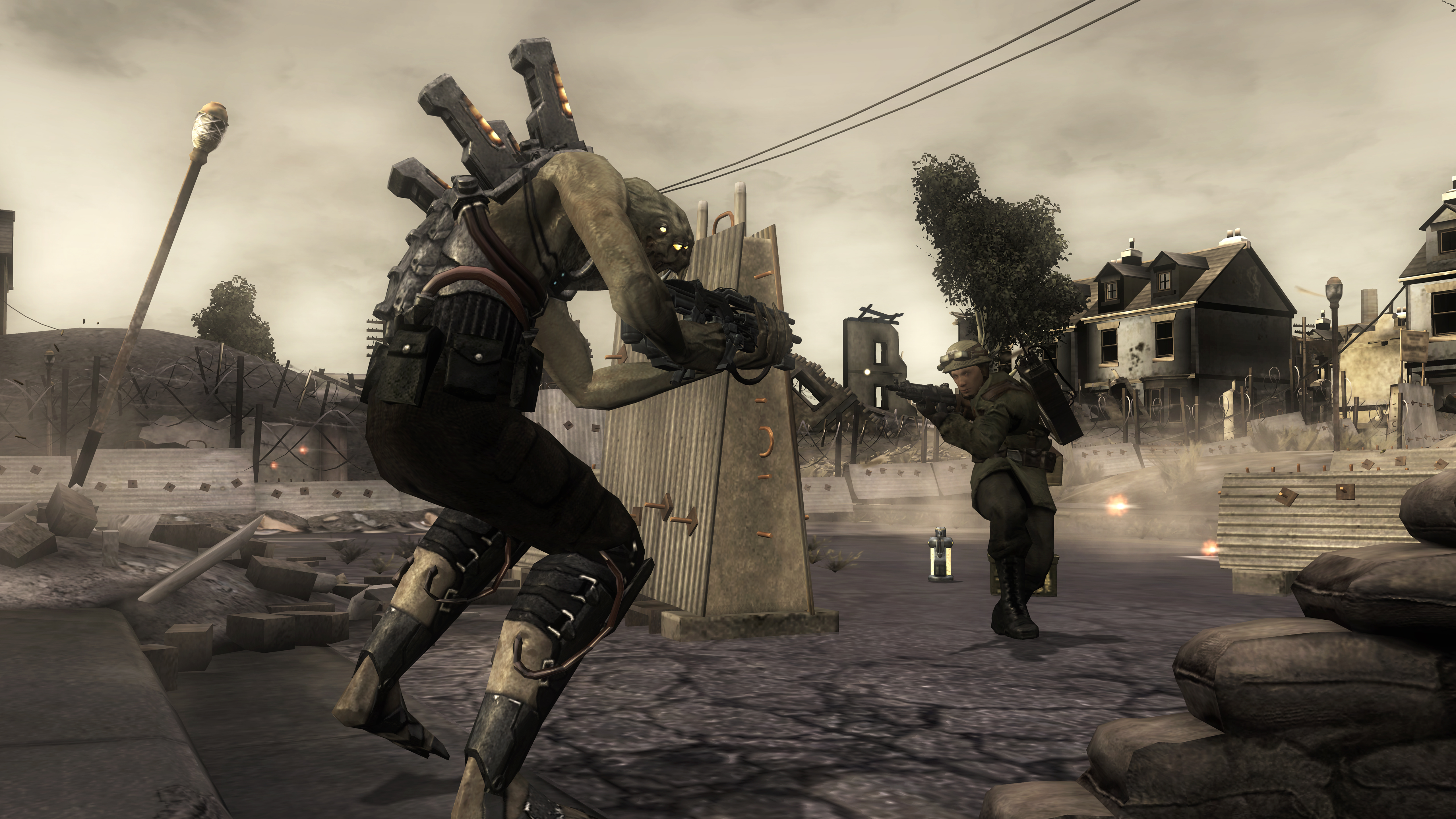 the fall of man Get resistance: fall of man®, shooter, first person shooter game for ps3 console from the official playstation® website know more about resistance: fall of man.