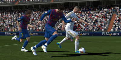 Fifa football game-play