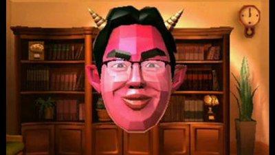 Dr Kawashima's Devilish Brain Training screenshot #1