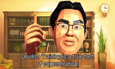 Dr Kawashima's Devilish Brain Training screenshot #2