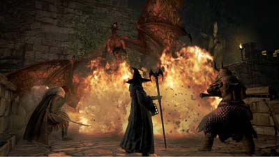 Dragon's Dogma: Dark Arisen screenshot #1