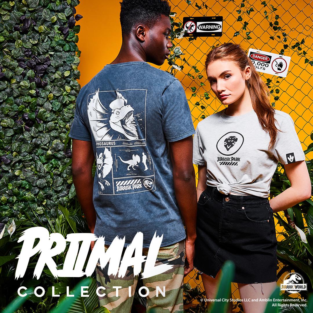 PRIIMAL Range Logo