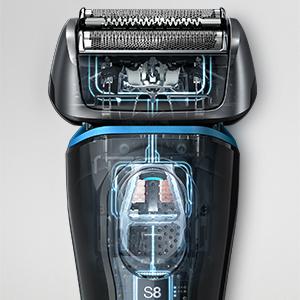 Smart precision shaver