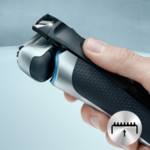 Integrated precision trimmer