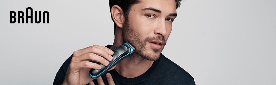 All-in-one Trimmer 3, Man Shaving