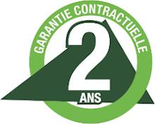Garantie Contractuelle 2 ans