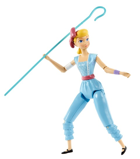 bo peep in a standing position