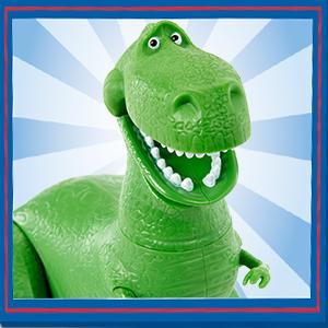 close up of rex