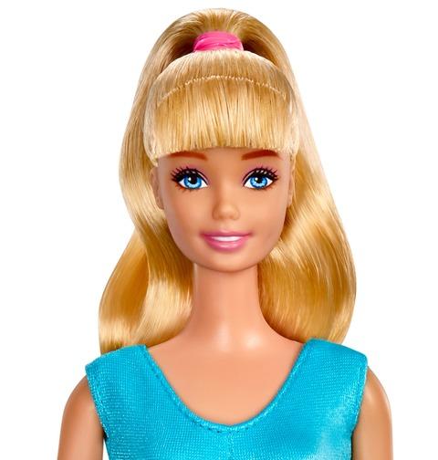 close up of barbie