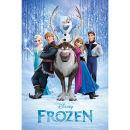 Frozen Teaser - Maxi Poster - 61 x 91.5cm