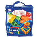 Ministeck Giant Builder (26 Piece Bag)