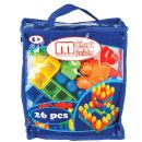 Ministeck Giant Builder (26 Piece Bag)
