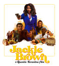 Jackie Brown - Zavvi UK Exclusive Limited Edition Steelbook (Artwork Approved by Quentin Tarantino)